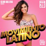 Movimiento Latino #28 - DJ Dana Lu