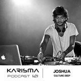 KARISMA PODCAST #121 - JOSHUA