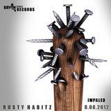 RUSTY HABITZ - IMPALED 2012 NEW!!