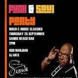 Carl Cox  -  Live At Funk & Soul Party, Sands (Ibiza)  - 25-Sep-2014