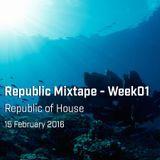 Republic Mixtape - Episode01