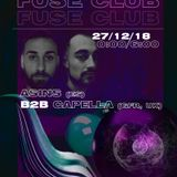 FUSE CLUB (MAD) | 27-12-2018| Asins x FUSE CLUB
