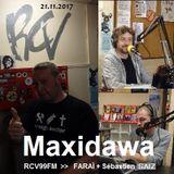 Maxidawa_Podcast_RCV99FM_21.11.2017