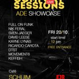 Comfort Sessions ADE Showcase Live with Nik Feral
