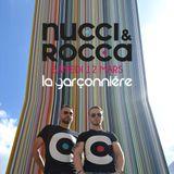 Nucci&Rocca-DJ Set live @La Garconniere Part 1 - Lyon -12032016