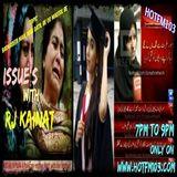 (HOTFM103) Badnaseeb Maa, Maa Qatil Be Or Maqtol Be With RJ KAINAT  (06-03-2014)