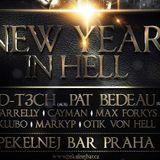 Pekelnej Bar Prague / 31.12.2016 / opening set by MarkyP