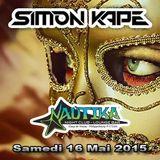 Simon Kape - Live at Nautika, Etang de Hanau (16-05-15) (Part 3)