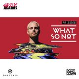 17-08-25 What so Not - Warm Up @ Gretchen Berlin