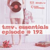 TMV's Essentials - Episode 192 (2012-09-17)