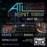 DJ Kemit presents ATL Dance Session May 2016 Promo Mix