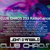 Club Chaos 233 Radio Dance