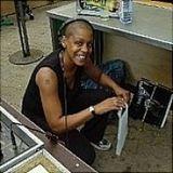 BRENDA RUSSELL resident at unit club, hamburg germany 04.04.1998