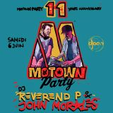 Dj Reverend P @ Motown Party, Djoon, Saturday June 6th, 2015