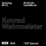 *CET Special w/ Konrad Wehrmeister at Kunstverein München