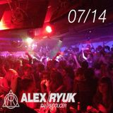 Alex Ryuk - 07/14