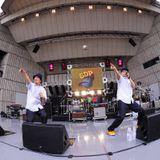Scha Dara Parr (スチャダラパー) 2013-06-16 Hibiya Open-Air Concert Hall, Tokyo
