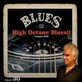 HIGH OCTANE BLUES!! - volume One