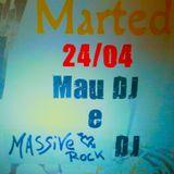 Massive Rock & Maury Dj - Live Set @People Disco Pub 24-04-2012