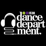 Gabriel Ananda at Dance Department Radio 538 - May 26, 2012