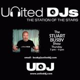 UNITED DJS - THE STUART BUSBY SHOW - 5-4-2018