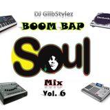 DJ GlibStylez - Boom Bap Soul Mix Vol.6