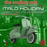 italo holiday special edition mix