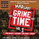 MAD HIAZ - GRIME TIME