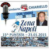 ZONA NAPOLI - Umberto Chiariello (Campania Sport, giornalista)