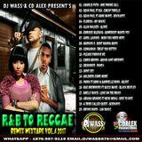 DJ WASS - R&B TO REGGAE REMIX MIXTAPE VOL.4 2017