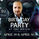 DJ Elias - Pre Birthday Mix 2016