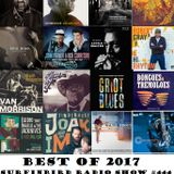 SURFINBIRD RADIO SHOW # 444 BLUES WITH A FEELING - BEST OF 2017
