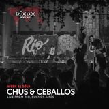 WEEK41_19 Chus & Ceballos live from RIO, Buenos Aires (ARG)