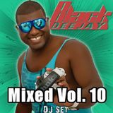 DJ Black - Mixed Vol.10 (Mega DJ Set)