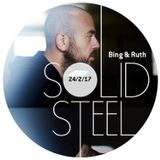 Solid Steel Radio Show 24/2/2017 Hour 2 - Bing & Ruth