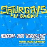 """MixMonth#7 - Special """"SaturGays Is Back"""" Barcelona - DanielCarrasco"""