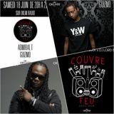 Couvre Feu Radio Show feat ADMIRAL T x GUIZMO (Episode10 Saison1) #OklmRadio