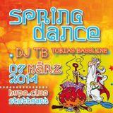 At Spring Dance Stuttgart [07.03.2014]