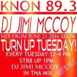 TURN UP TUESDAY KNON DJ JIMI M JUNE 21 2016 BACHATA CUMBIA NORTENO