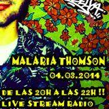 La.Selva>radioshow ! 04/03/2014. DJ's _ Kaygee.MALARIA THOMSON.Tangybear808