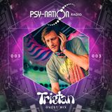 Tristan - Psy-Nation Radio 003 exclusive mix