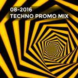 08-2016 techno promo mix