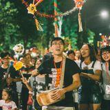 Nonstop 2018 | Tết Trung Thu Rước Đèn Ông Sao - Tặng các cháu đi chơi trung thu - Đình Phúc Mixx