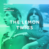 The Lemon Twigs - Thursday 30th March - MCR Live Artist Takeover