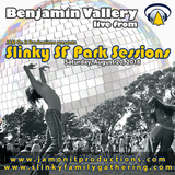 Benjamin Vallery – Live at Slinky SF Park Sessions – 08.20.16