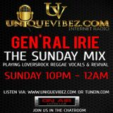 Gen'ral Irie - Sunday Mix 091218