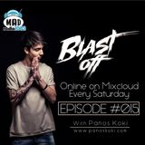 Panos Koki - Blast Off #015