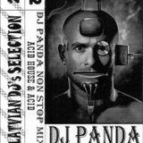 Latvian DJs Selection 1996 Presents DJ Panda's ACID House Mix - Tape B-side