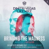 Dimitri Vegas & Like Mike and Hardwell - Live @ Bringing The Madness (Sportpaleis Antwerp, Belgium)