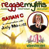 Interview: Judy Mowatt on Reggaemylitis Show, Vibes FM, 2 September 2015